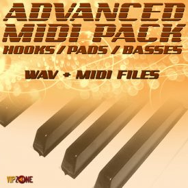 Advanced Midi Pack MID WAV