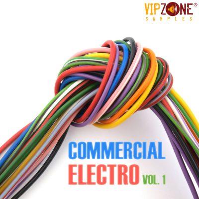 Commercial Electro Vol. 1 WAV Midi Loops