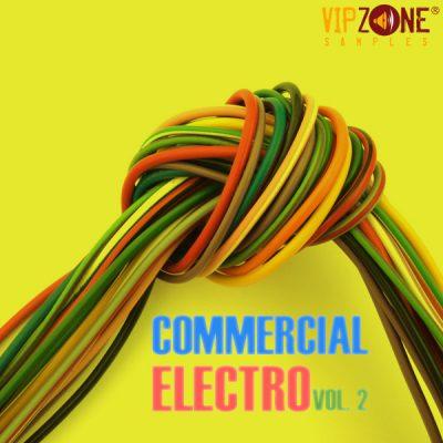 Commercial Electro Vol. 2 Midi Wav Loops Bass Strings Kicks Snares