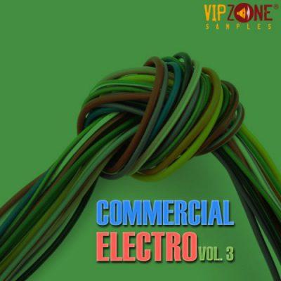Commercial Electro Vol. 3 Midi WAV Loops One Shots