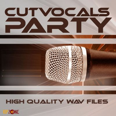 Cutvocals Party cutted Wav Vocal Loops