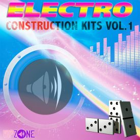 Electro Construction Kits Vol. 1 WAV Loops