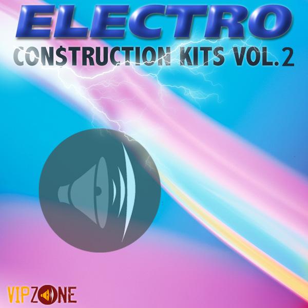 Electro Construction Kits Vol. 2 WAV Loops