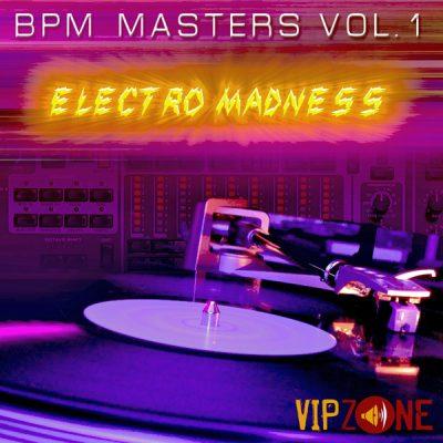 Electro Madness Synth Bassline Arpeggio Wav Loops