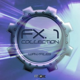 FX Collection Vol. 1 WAV One Shots