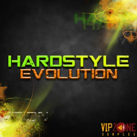 Hardstyle Evolution Construction Kit Wav Loops
