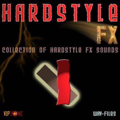 Hardstyle FX Sounds in WAV format