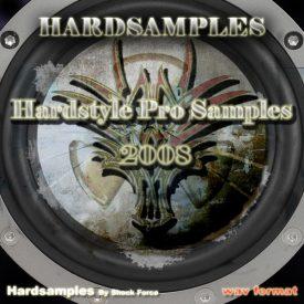 Hardstyle Pro Samples WAV Loops One Shots