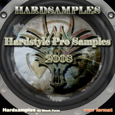 Hardstyle Pro Samples WAV Loops One Shots
