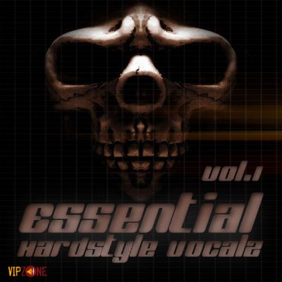 Hardstyle Essential Vocals in WAV format