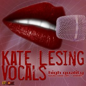 Kate Lesing Vocals Vol. 1 Acapella Vocals