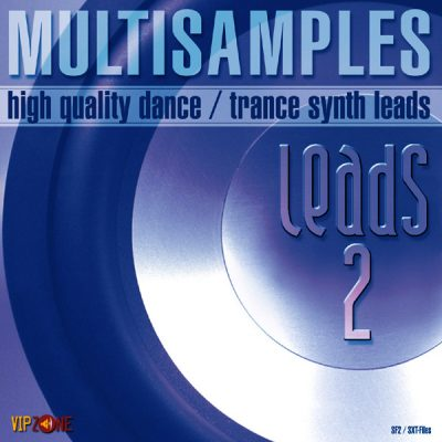 Leads 2 Trance Synth Leads Multisamples SF2 Soundfonts SXT RFL Reason Refill