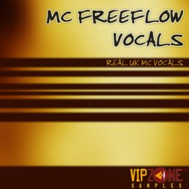 MC Freeflow Vocals Vol. 1 Acapella UK MC Vocals