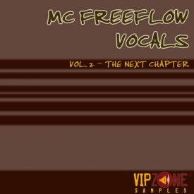 MC Freeflow Vocals Vol. 2 MC Acapella Vocals