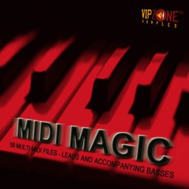 Midi Magic Compositions Multi Midi Lead Melody Bass