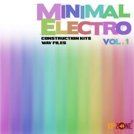 Minimal Electro Vol. 1 Construction Kit WAV Loops
