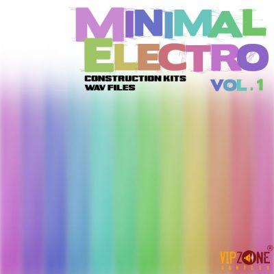 Minimal Electro Vol. 1 Construction Kit WAV Loops