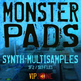 Monster Pads SF2 SXT Reason Refill Pad Multisamples