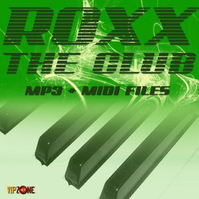 Roxx the Club Vol. 1 Midi und Audio Dateien