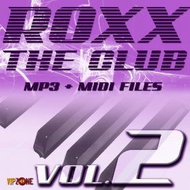 Roxx the Club Vol. 2 Midi Melodies