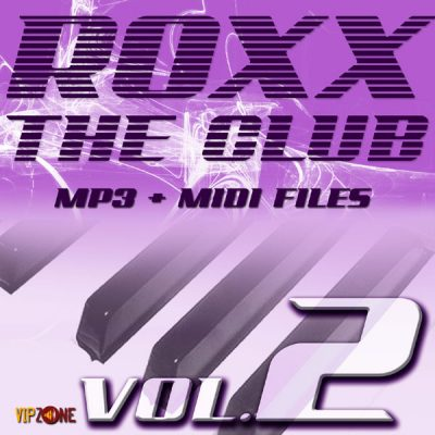 Roxx the Club Vol. 2 Midi Melodies