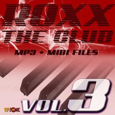 Roxx the Club Vol. 3 Midi Melodies Hooklines