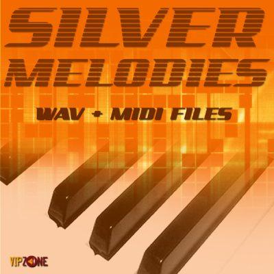 Silver Melodies Midi und WAV Dateien