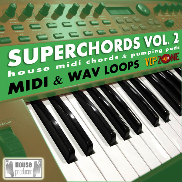 Superchords Vol. 2