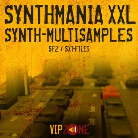 Synthmania XXL Multisamples SF2 Soundfonts SXT RFL Reason Refill