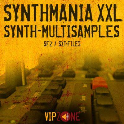 Synthmania XXL Multisamples SF2 Soundfonts SXT RFL Reason Refill