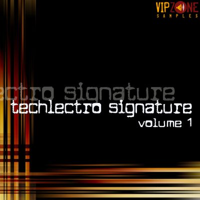 Techlectro Signature Vol. 1 Techno Minimal Electro Construction Kit