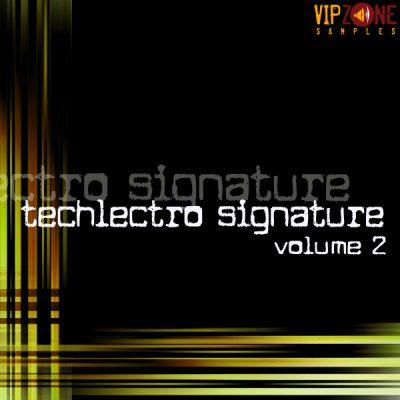Techlectro Signature Vol. 2 Techno Minimal Electro Construction Kit