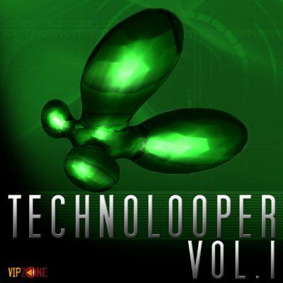 Technolooper Vol. 1 WAV Techno Loops
