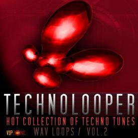 Technolooper Vol. 2 Techno Tunes WAV Loops
