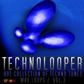 Technolooper Vol. 3 Wav Loops
