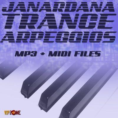 Trance Arpeggios Midi