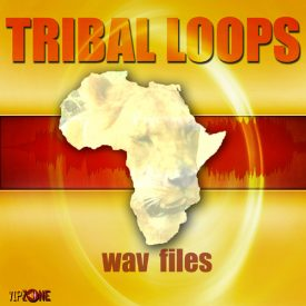Tribal Loops WAV