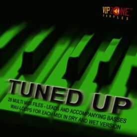 Tuned Up Multi Midi Wav Loops Lead Melody Bassline