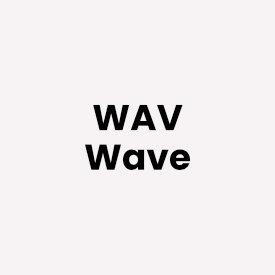 WAV Wave